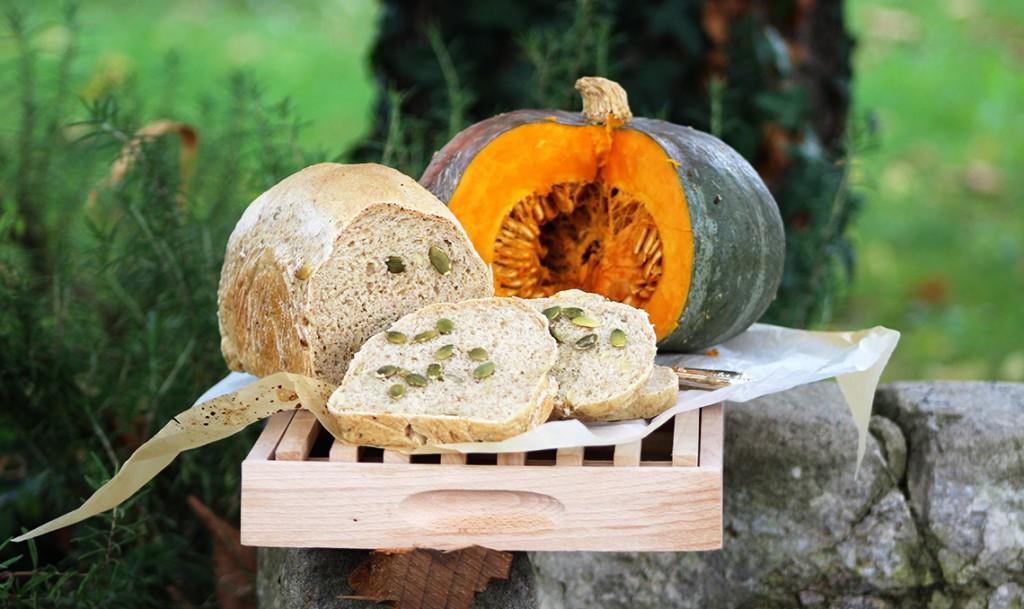 Pane ai semi di zucca - Molino Rossetto