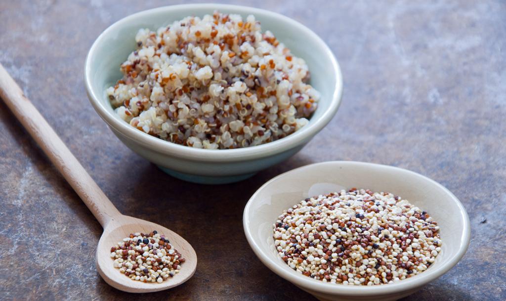 Il superfood che fa del bene: la quinoa.