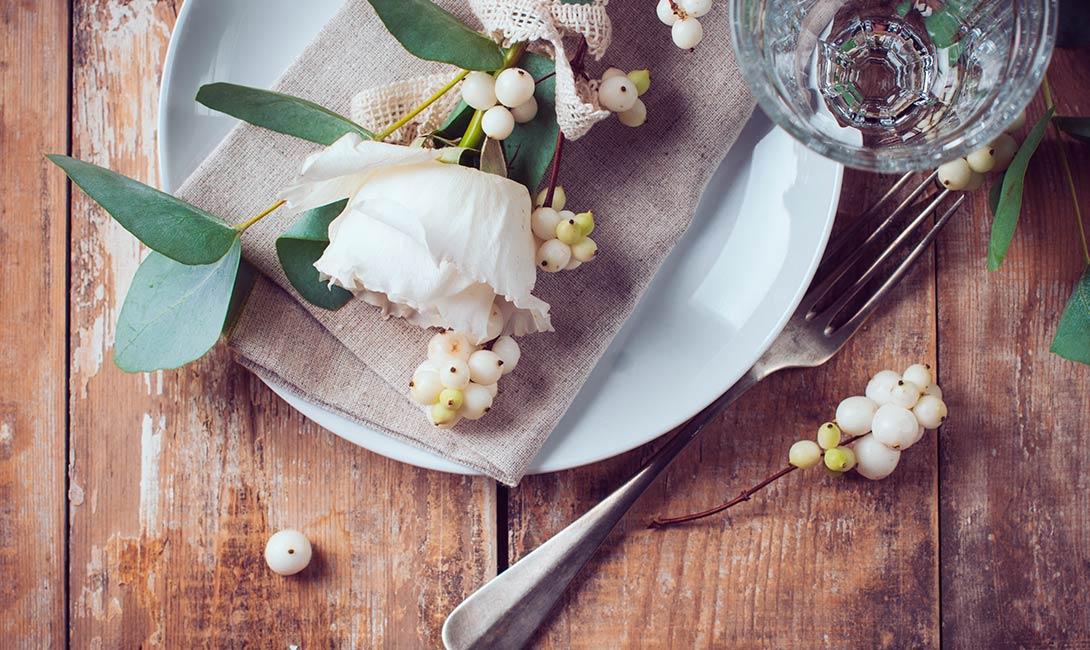 Come preparare una tavola primaverile