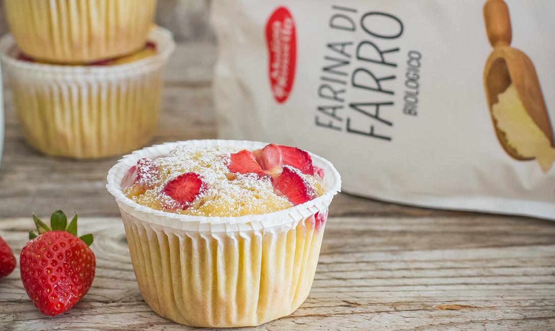 Muffins-al-farro-e-mandorle