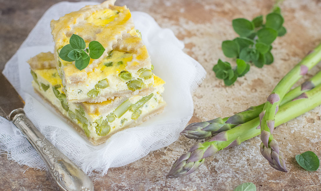 torta salata farro avena