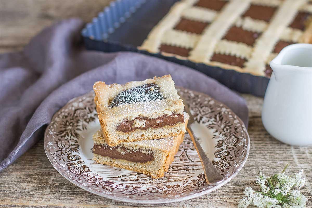 Crostata-cioccolato-e-castagne