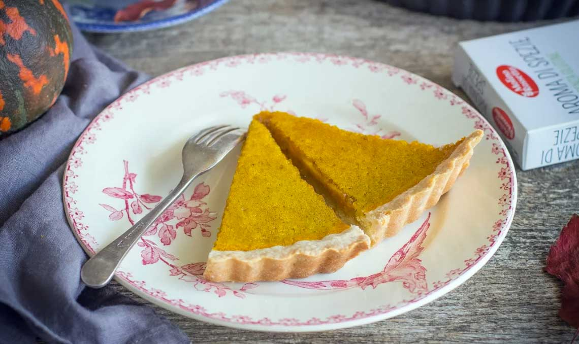 La mia Pumpkin Pie
