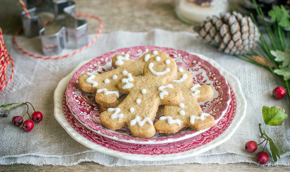 I miei biscotti Pan di Zenzero