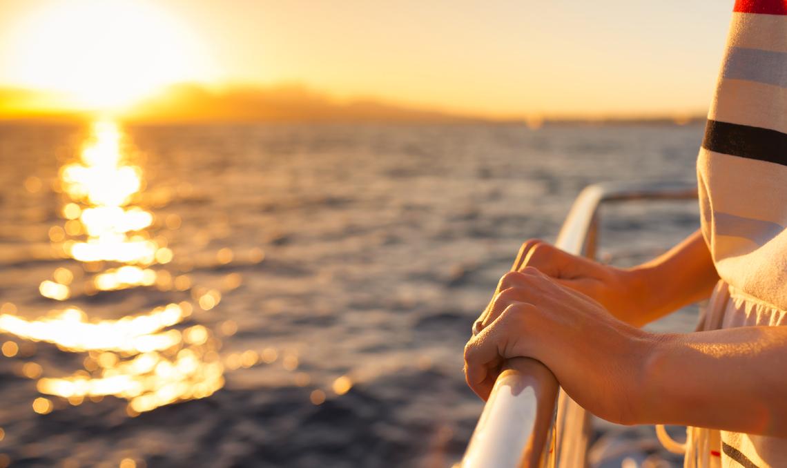 Voglia di estate, essenzialità e… staccare la spina