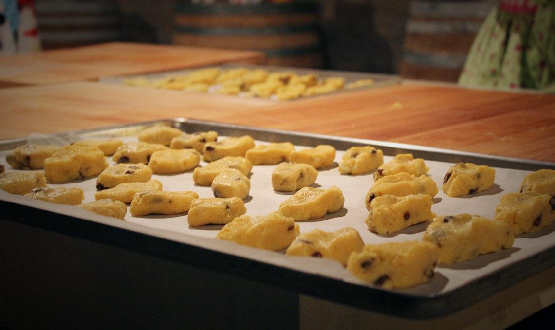 I Zaeti veneziani: la mia ricetta