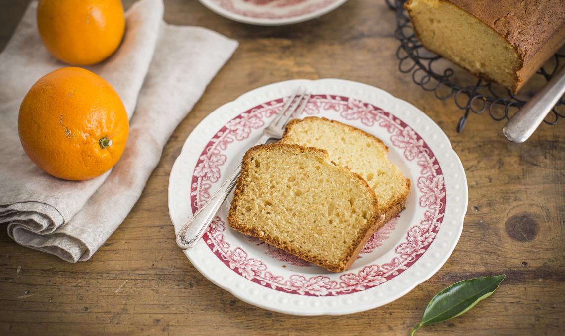 ricetta plumcake arancia
