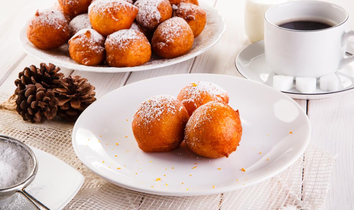 Le Frittelle veneziane: la mia ricetta