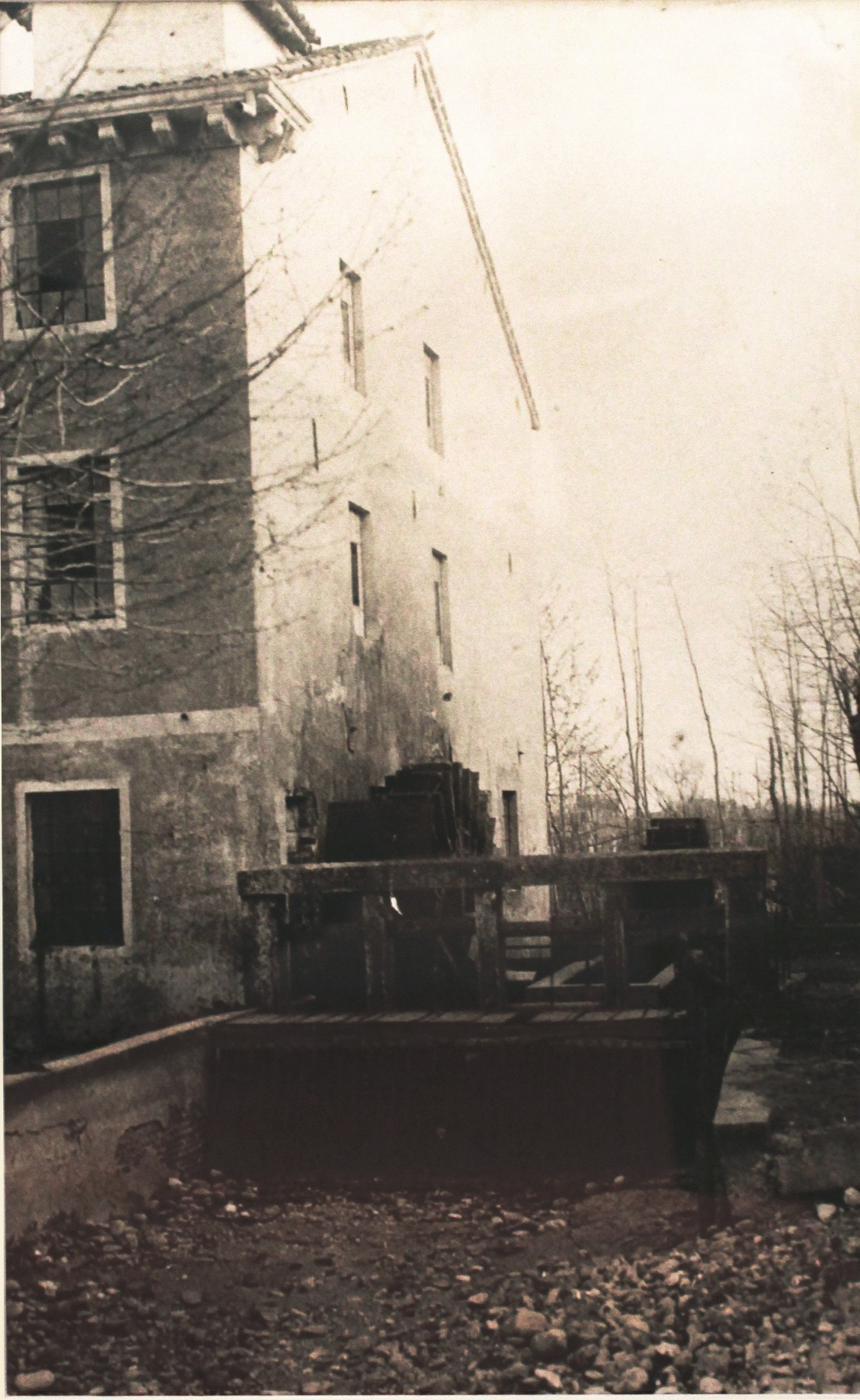 storia molino rossetto mulino