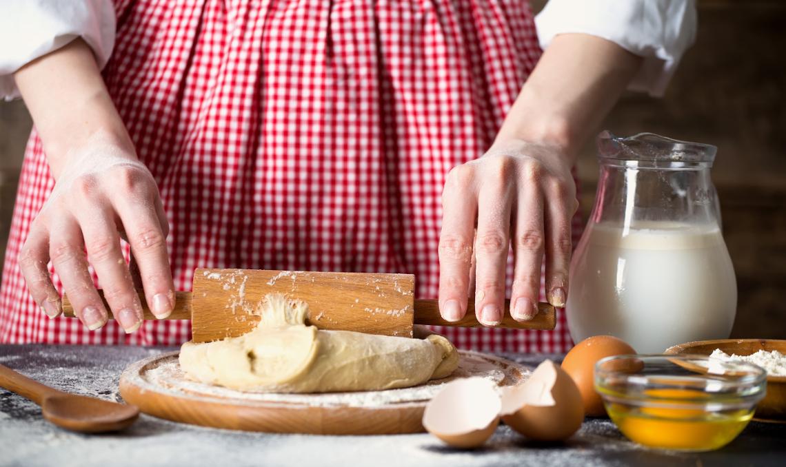 Cucinare come forma di mindfulness